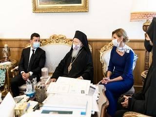 Спикер УПЦ считает, что встреча Зеленского с Патриархом Варфоломеем может означать возвращение к политике Порошенка