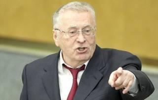 Жириновский призвал закрыть российские границы