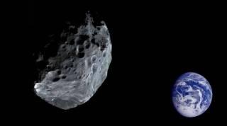 В начале ноября на Землю может упасть астероид