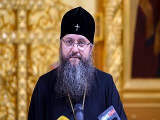 В УПЦ назвали встречу Зеленского с Варфоломеем «информационным поводом в период избирательной кампании»