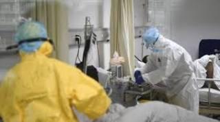 В некоторых областях Украины свободных коек для больных коронавирусом не осталось