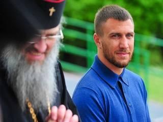 Запорожский митрополит УПЦ поддержал боксера Ломаченко