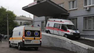 В киевской больнице произошел загадочный трагический случай