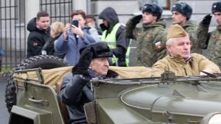 Умер ветеран ВОВ, который первым прорвался на танке к зданию Рейхстага