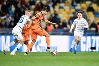 Лига чемпионов: «Динамо» начинает с неудачи против «Ювентуса»