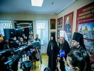 В УПЦ отмечают 30-летие независимости и самостоятельности Церкви – выставка в Киево-Печерской лавре