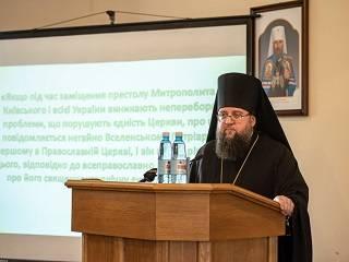 Ректор КДАиС сравнил уставы Церквей: УПЦ имеет больше независимости, чем ПЦУ