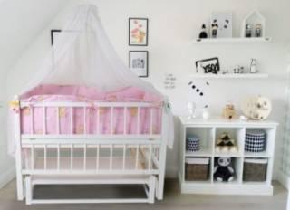 Ошибки родителей при покупке кроватки для новорожденных