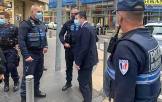 Во Франции второй раз за день совершено нападение с ножом на людей
