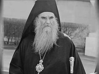 Умер митрополит Черногорско-Приморский Амфилохий