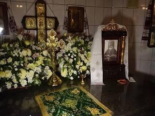В столичном Голосеевском монастыре празднуют день памяти матушки Алипии