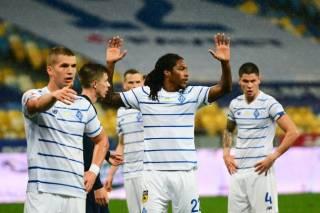 Экономная победа «Динамо»