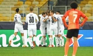 Лига чемпионов: «Шахтер» разгромно проиграл немцам в Киеве