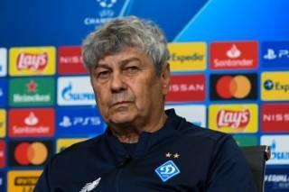 Луческу прокомментировал матч с «Барселоной»
