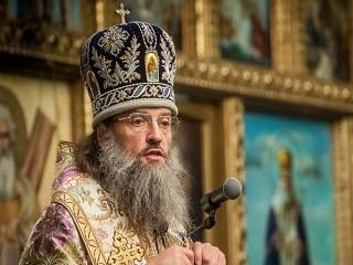 Митрополит УПЦ рассказал, почему важно молиться за Церковь и Родину