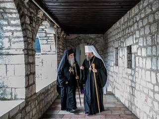 Митрополит Антоний рассказал о том, каким он запомнил черногорского митрополита Амфилохия