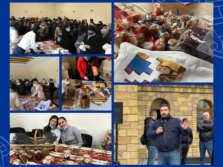 Армяне Украины усиливают поддержку Армении в конфликте в Нагорном Карабахе
