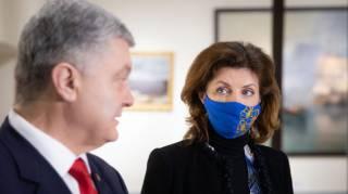 У Петра Порошенко умерла теща, болевшая коронавирусом