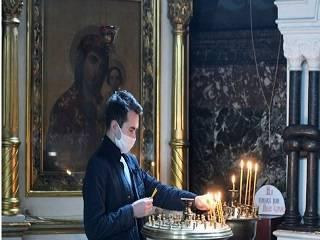 Минздрав запретил богослужения во время «карантина выходного дня», если в храме будет больше 20 человек