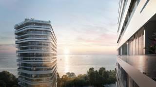 KANDINSKY Odessa Residence — стильный комплекс апартаментов у моря
