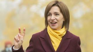 Молдаване выбрали себе нового президента