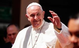 Папа Римский угодил в очень пикантный скандал