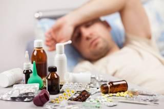 Украину накроют сразу четыре штамма гриппа