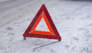 Первый снег в Киеве привел к настоящей вакханалии на дорогах