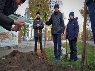 На Полтавщине УПЦ проводит экологический челлендж в защиту окружающей среды