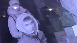В Харькове подростки ради развлечения подожгли пятиэтажку