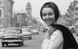 Умерла легендарная актриса Любовь Румянцева
