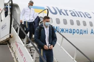 Все футболисты сборной Украины в Киеве сдали негативные тесты на коронавирус. Даже те, у кого в Швейцарии он был позитивным
