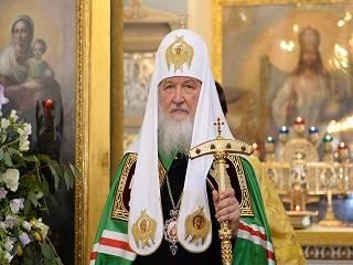 Патриарху Кириллу сегодня исполнилось 74 года