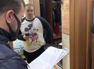 Киевские правоохранители вымогали у львовянина взятку за несовершенное преступление