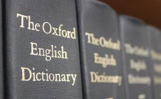 Уходящий год… поставил в тупик Оксфордский словарь английского языка