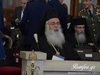 Кипрский Синод примет решение по «украинскому вопросу» на следующей неделе