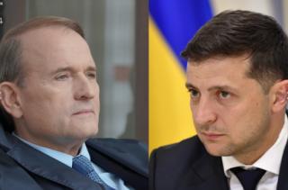 Пока Зеленский и компания занимаются активным бездействием, Медведчук уже договорился с Путиным о вакцине для Украины, - Славинский