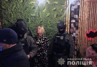 В центре Киева накрыли целую сеть борделей, замаскированных под салоны массажа