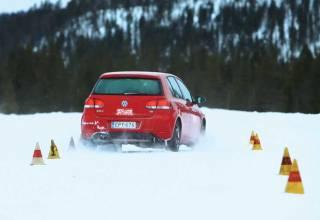 Тестирование зимних шин 195 65 r15