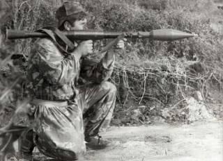 Оружие «республики Приднестровье»