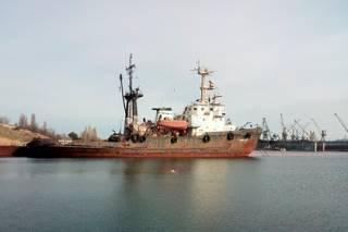 В Черное море у Одессы снова выливается нефть