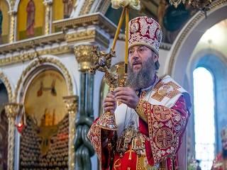 Митрополит Антоний: Заявления Варфоломея об УПЦ – проявление бессилия и слабости