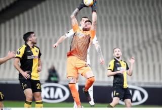 Лига Европы: «Заря» разгромила в Греции АЕК