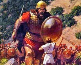 Американские археологи установили истинный рост библейского героя Голиафа