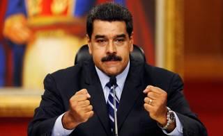 Президент Венесуэлы сообщил номер своего телефона