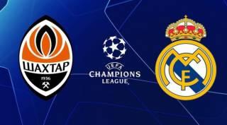Эксперты считают, что у «Шахтера» нет никаких шансов в матче с «Реалом»