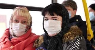 На ср*ку себе натяни... На Волыни две женщины подрались в автобусе из-за маски