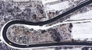 В Закарпатской области отремонтировали самую живописную дорогу Украины