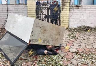 В Харькове нерадивого вора настигла нелепая смерть