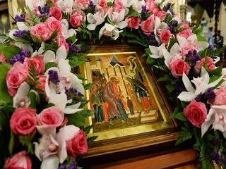 Сегодня православные отмечают Введение во храм Богородицы